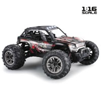 ABSIMA - HIGH SPEED X TRUCK 1/16 BLACK & RED 36KM/H 16005