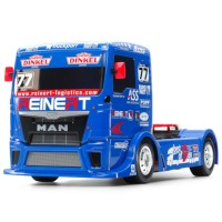 TAMIYA - CAMION MAN TGS TEAM REINERT RACING KIT TT-01E 58642