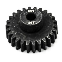 KONECT - 26T PINION GEAR ALLOY STEEL M1 Ø5MM KN-180126