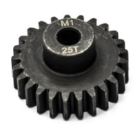 KONECT - 25T PINION GEAR ALLOY STEEL M1 Ø5MM KN-180125
