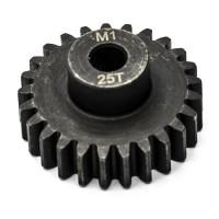 KONECT - PIGNON MOTEUR M1 Ø5MM 25 DENTS EN ACIER KN-180125