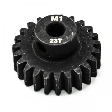 KONECT - 23T PINION GEAR ALLOY STEEL M1 Ø5MM KN-180123