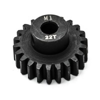 KONECT - 22T PINION GEAR ALLOY STEEL M1 Ø5MM KN-180122