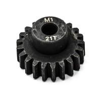KONECT - PIGNON MOTEUR M1 Ø5MM 21 DENTS EN ACIER KN-180121
