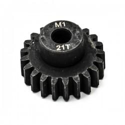 KONECT - 21T PINION GEAR ALLOY STEEL M1 Ø5MM KN-180121