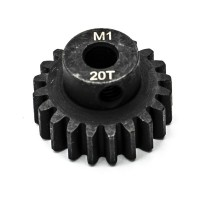 KONECT - 20T PINION GEAR ALLOY STEEL M1 Ø5MM KN-180120