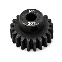 KONECT - PIGNON MOTEUR M1 Ø5MM 20 DENTS EN ACIER KN-180120
