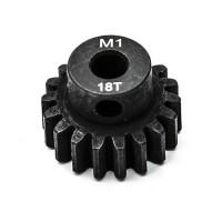 KONECT - PIGNON MOTEUR M1 Ø5MM 18 DENTS EN ACIER KN-180118