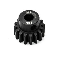 KONECT - 16T PINION GEAR ALLOY STEEL M1 Ø5MM KN-180116