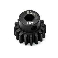 KONECT - PIGNON MOTEUR M1 Ø5MM 16 DENTS EN ACIER KN-180116