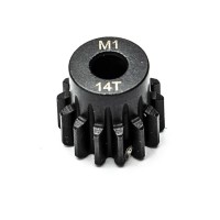 KONECT - 14T PINION GEAR ALLOY STEEL M1 Ø5MM KN-180114