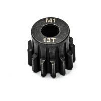 KONECT - 13T PINION GEAR ALLOY STEEL M1 Ø5MM KN-180113