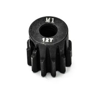 KONECT - 12T PINION GEAR ALLOY STEEL M1 Ø5MM KN-180112