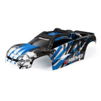TRAXXAS - BODY E-REVO 2.0 BLUE 8611X