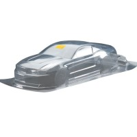 HPI - 2011 FORD MUSTANG RTR BODY (200MM) 106108