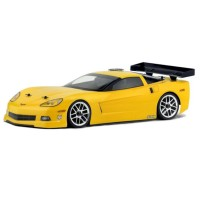 HPI - CARROSSERIE CHEVROLET CORVETTE C6 (200MM/WB255MM) 17503