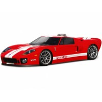 HPI - FORD GT BODY (200MM/WB255MM) 7495