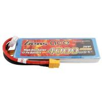 GENS ACE - BATTERY LIPO 2S 7.4V-4000-30C (XT60) GE1-4000-2X