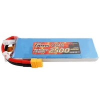 GENS ACE - BATTERY LIPO 2S 7.4V-2500-30C (XT60) GE1-2500-2X