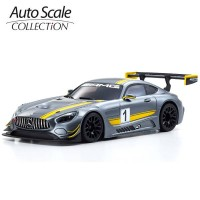 KYOSHO - A.S.C. MINI-Z MERCEDES AMG GT3 COLOR 1 (W-MM) MZP241GY