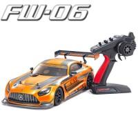 KYOSHO - FW06 MERCEDES AMG GT3 2020 1:10 RC NITRO READYSET (KE15SP) 33214B