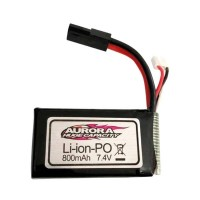 ABSIMA - BATTERIE LI-ON 7.4V 800MAH AB30-DJ03