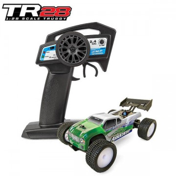 TEAM ASSOCIATED - QUALIFIER SERIES TR28 1:28 TRUGGY RTR TRUCK AS20158