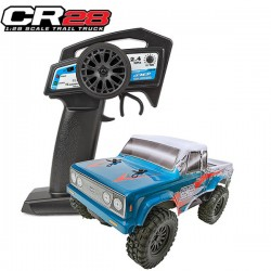 TEAM ASSOCIATED - QUALIFIER SERIES CR28 1:28 TRAIL RTR TRUCK AS20159