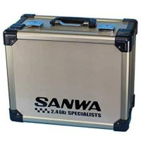 SANWA - TRANSMITTER HARD CASE FOR MT-44 AND M17 107A90552A
