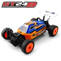 CARISMA - BUGGY GT24B RTR 1/24 4WD RTR BRUSHLESS - BLUE CARI58468