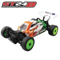 CARISMA - BUGGY GT24B RTR 1/24 4WD RTR BRUSHLESS - VERTE CARI57668