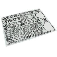 KYOSHO - DECORATION INFERNO MP10E IFD503