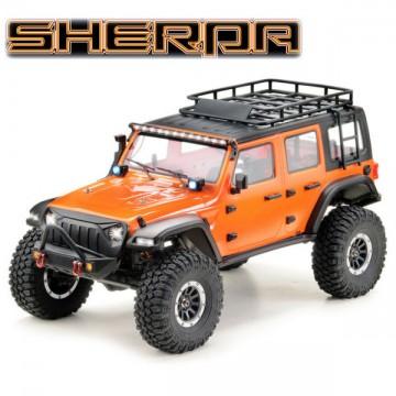 ABSIMA - CRAWLER CR3.4 SHERPA ORANGE 4WD 1/10 RTR 12010