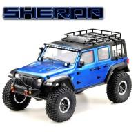 ABSIMA - CRAWLER CR3.4 SHERPA BLEU 4WD 1/10 RTR 12012