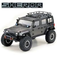 ABSIMA - CRAWLER CR3.4 SHERPA GRIS 4WD 1/10 RTR 12011