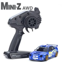 KYOSHO - MINI-Z AWD SUBARU IMPREZA WRC 2002 (MA-020/KT531P) 32617WR