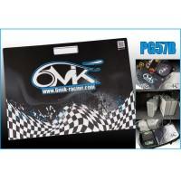 6MIK - PLANCHE DE STAND 510 X 370 - BLEU & NOIR PG57B