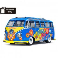 TAMIYA - VW TYP T2 FLOWER POWER M-05 KIT 47453