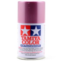 TAMIYA - PS-50 SPARKLING PINK ANODIZED ALUMINUM COLOR FOR LEXAN 86050
