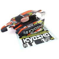KYOSHO - CARROSSERIE 1:8 INFERNO NEO 3.0 TYPE 3 (ORANGE) IFB114OR