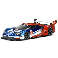 PROTOFORM - FORD GT LIGHTWEIGHT CLEAR BODYSHELL 190MM PL1550-25