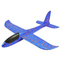 FMS - AVION VOL LIBRE 450MM MINI FOX KIT BLEU FS0171B