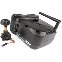 TEAM ASSOCIATED - XP DIGITAL DSV SYSTEM (FPV GOGGLE & CAMERA SET) AS29290
