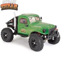 FTX - OUTBACK TEXAN 4X4 RTR 1:10 TRAIL CRAWLER - GREEN FTX5590G