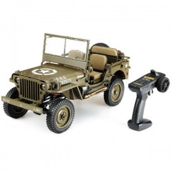 ROCHOBBY - 1/6 1941 MB SCALER ARTR CAR KIT (RS VERSION) ROC001RS