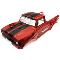 KYOSHO - CARROSSERIE OUTLAW RAMPAGE PRO TYPE.3 (ROUGE) OLB003