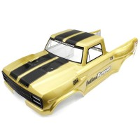 KYOSHO - CARROSSERIE OUTLAW RAMPAGE PRO TYPE.4 (GOLD) OLB004