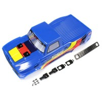 KYOSHO - CARROSSERIE OUTLAW RAMPAGE PRO TYPE.2 (BLEUE) OLB002