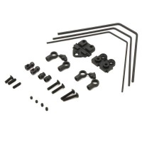 KYOSHO - FRONT STABILZER SET 1.8-2.2-2.6MM OUTLAW RAMPAGE SERIES OLW004