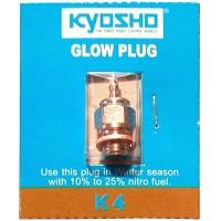 KYOSHO - K4 GLOW PLUG 74491